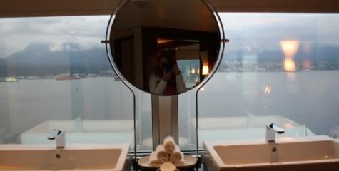 Pan Pacific mirror shot