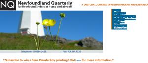 Newfoundland-Quarterly