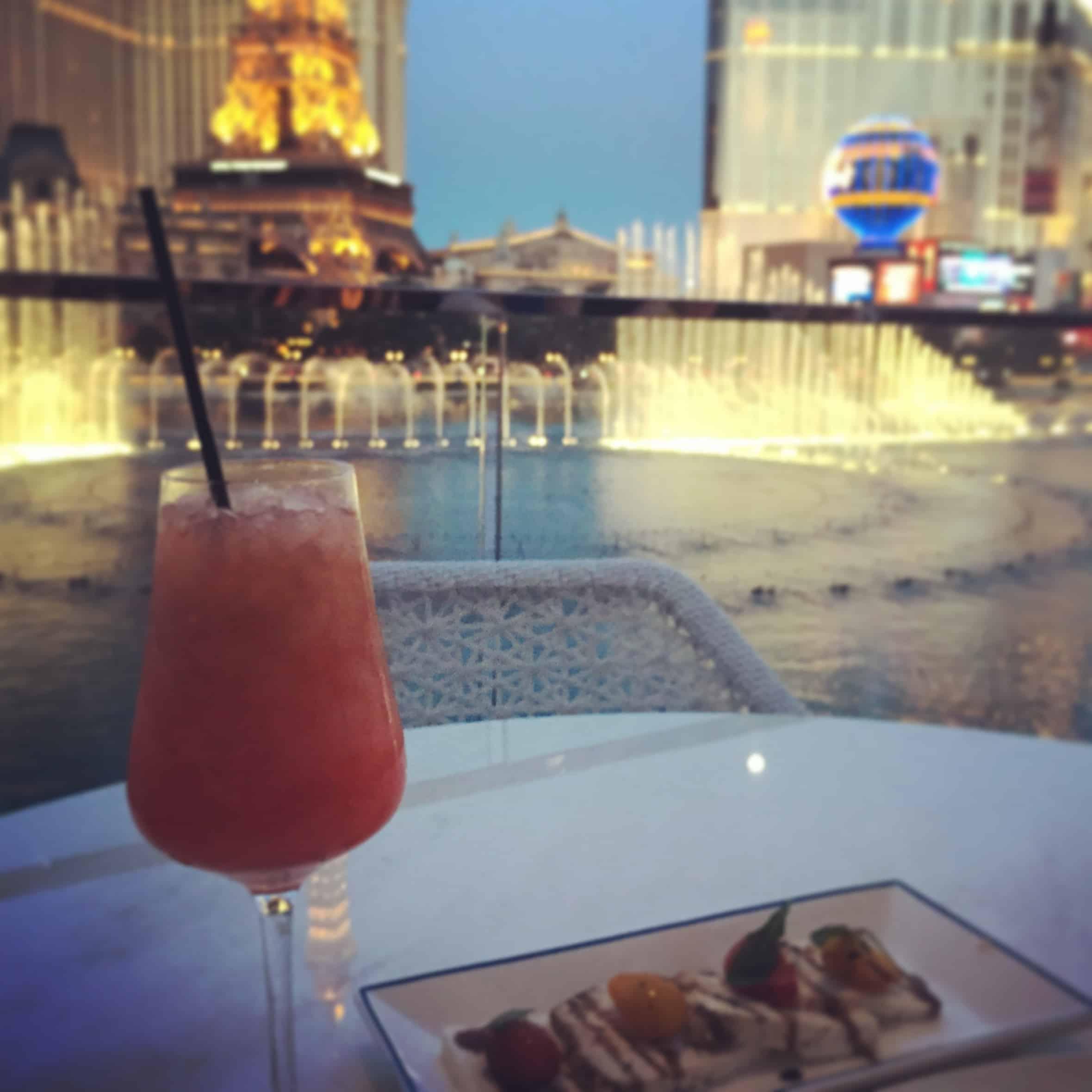 dinner at LAGO
